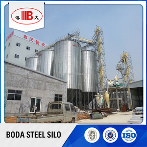 100m3 1000tons coal storage silo