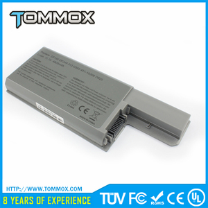 Tommox For Dell D820 D830 Original Laptop Battery 56wh Compatible With Latitude D531 Precision M65 Cf623 Batteri Computer