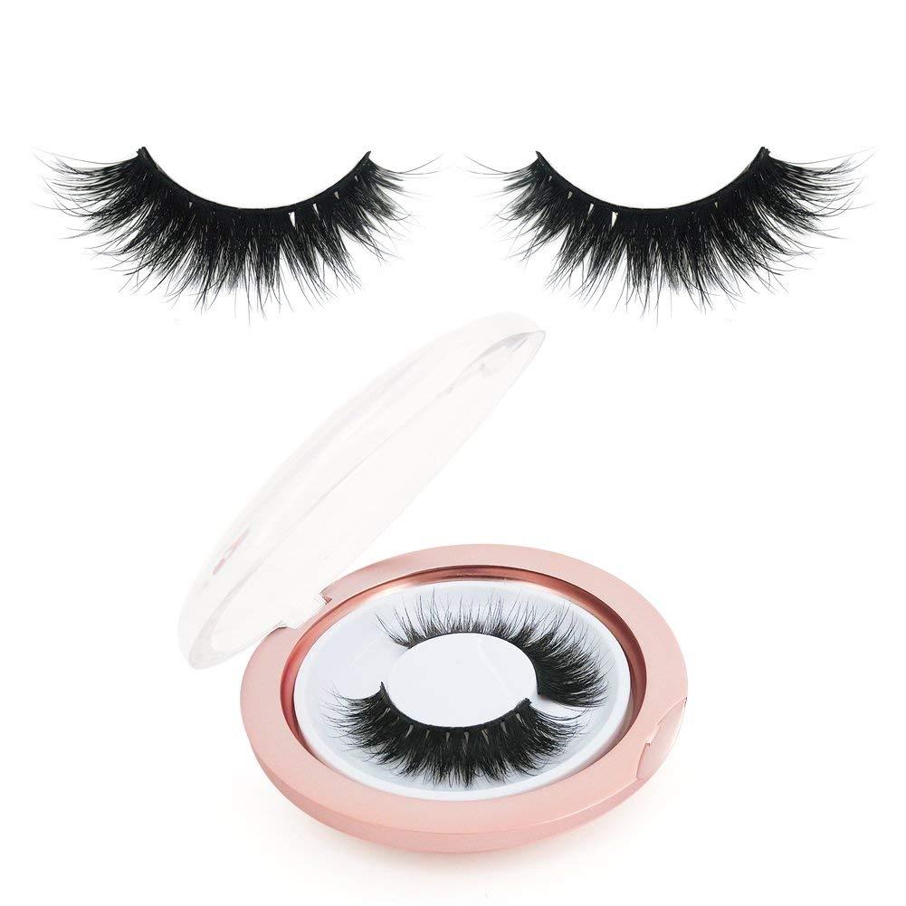 9fde7bcdd6a Get Quotations · BEPHOLAN False Eyelashes Dramatic Lashes Reusable Handmade  Fake Eyelashes 100% Siberian Mink Lashes 3D Fake