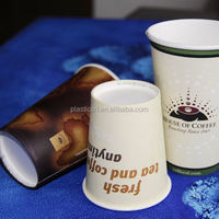 logo printed paper cup, halloween party food, disposable paper cups for kids party