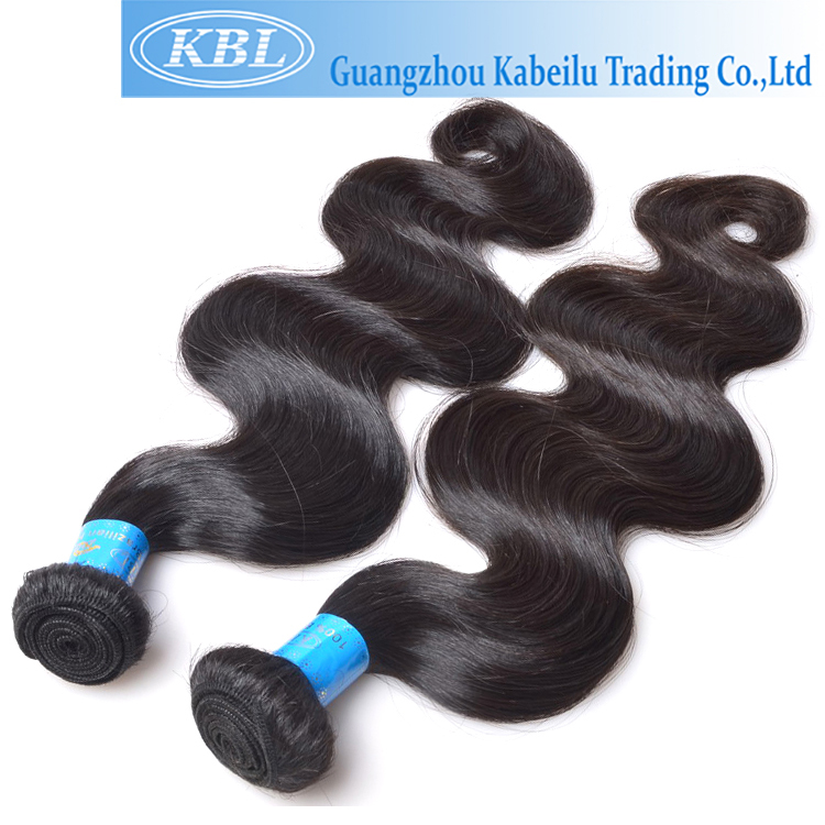 KBL 26 inch brazilian remy human hair ponytail,hair,wash the hair in one week