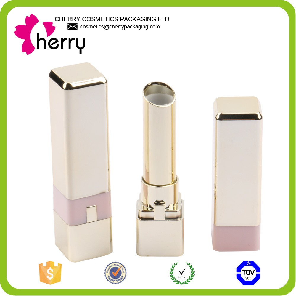 New design cosmetic elegant lipstick packaging for wholesale