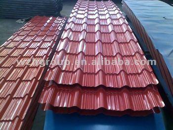 Light Weight Color Steel Roofing Buy Galvanized Steel