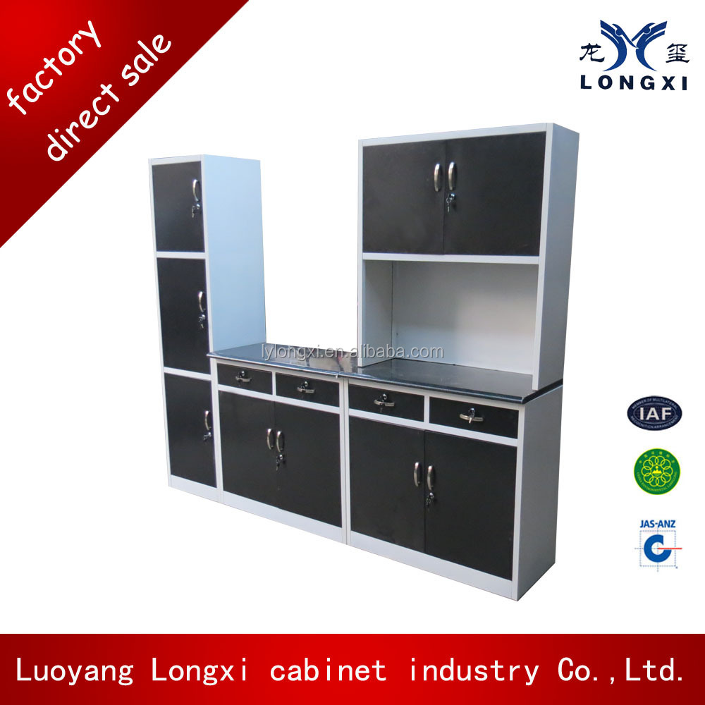 China made metal modular kitchen cabinets philippines