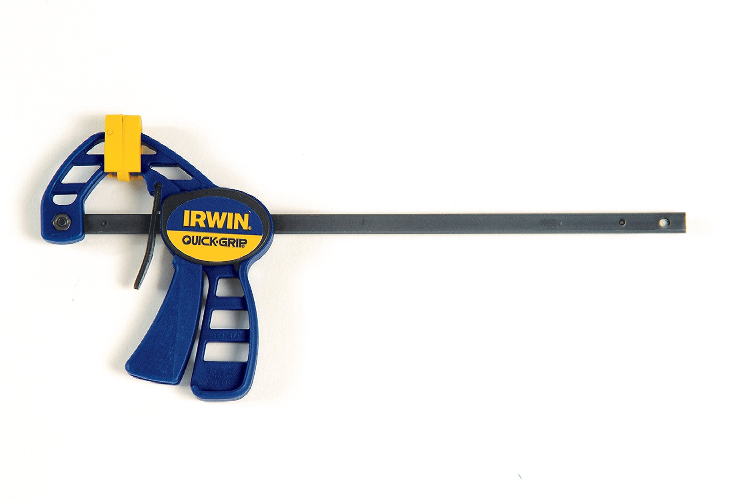 "IRWIN QUICK-GRIP One-Handed Micro Bar Clamp, 4-1/4"", 1964746"