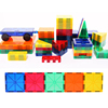 Creative Magnetic Building Blocks Tiles Kit Educational Construction Eco Stacking Toys For Baby/Kids/Girls/Boys, 100 Piece