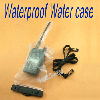 Plastic Waterproof case for Multi-functional Radio Case for all style Walkie Talkie