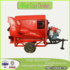 Good quality millet thresher wheat grain thresher manual rice sheller