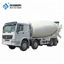 DSTM-6 nissan diesel mobile concrete mixer truck for sale in indonesia