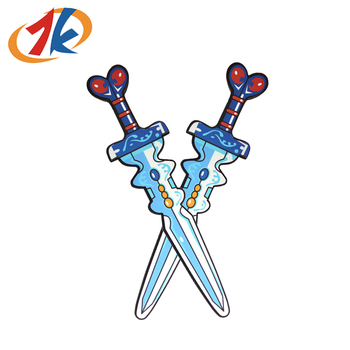 New Design Eco-friendly Heat Shape Handle Sword Toy