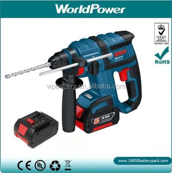 18v 3ah li ion battery pack for bosch cordless drill buy lithium