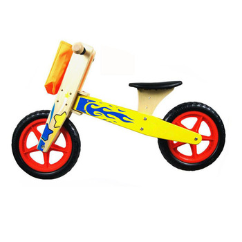 Cheap Dirt Kids Wooden Bicycle