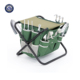 Newest Garden Tool Set Includes Garden Tote Folding Stool and 6 Hand Tools