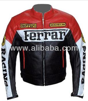 bene a5699 a2096 Giacca Di Pelle Ferrari - Buy Giacca In Pelle Product on Alibaba.com