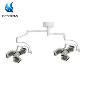 BT-LED3+3 Hospital surgical room equipments double heads operating theater lamp