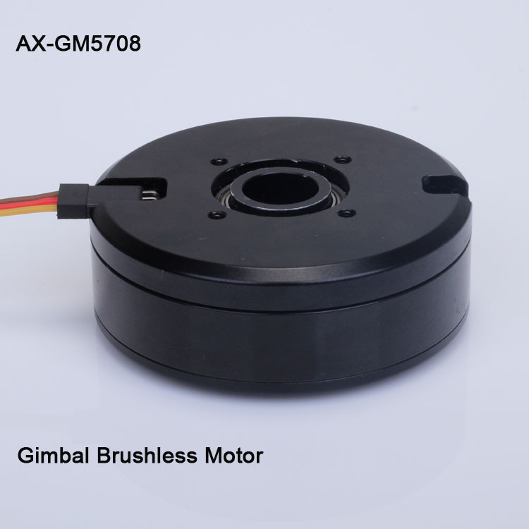 Hollow Shaft Electric Motors Bldc Carmara Gimbal Motor