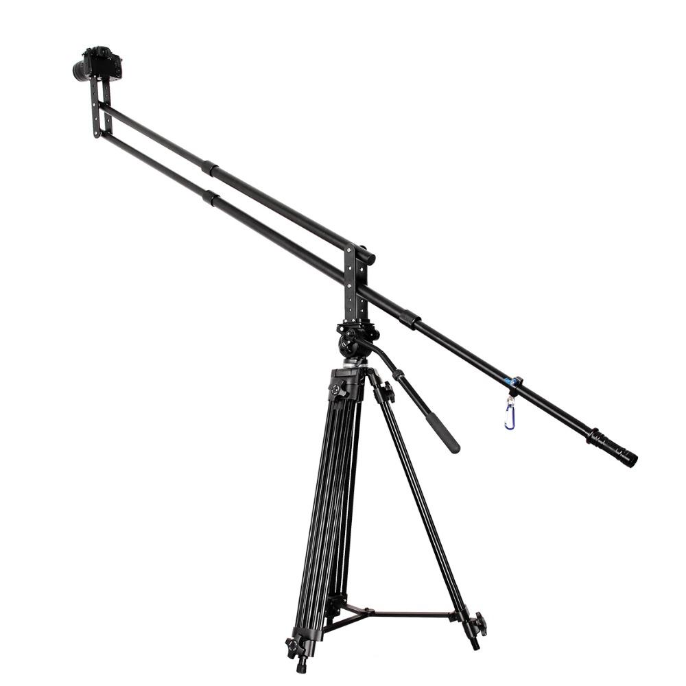 YELANGU Professional Video Camera Jimmy Jib Crane for Video Camera