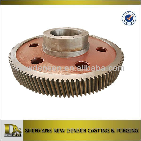 OEM high qualitybig end stainless steel bearing forging