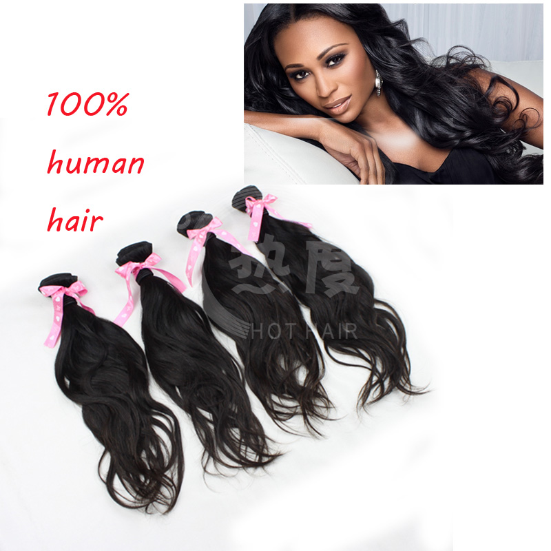7A virgin indian natural wave human hair from india. 100% natural quality hair from india only