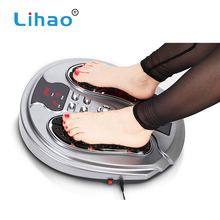 LIHAO Automatic Vibrator Spa Bath Vibrating Massager For Foot