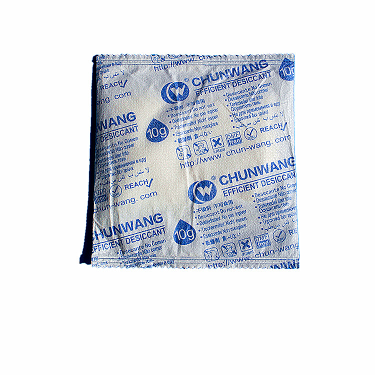 Dry Bag Powder DMF Free Desiccant Dehumidifier Desiccant Bag