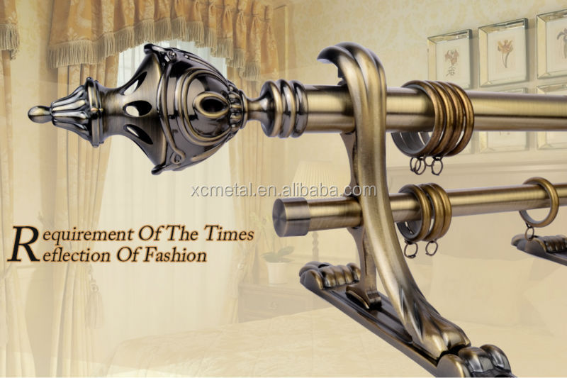 Curtains Ideas curtain rod accessories : Italy Curtain Rod Finials/high Quality Luxury Curtain Rod ...