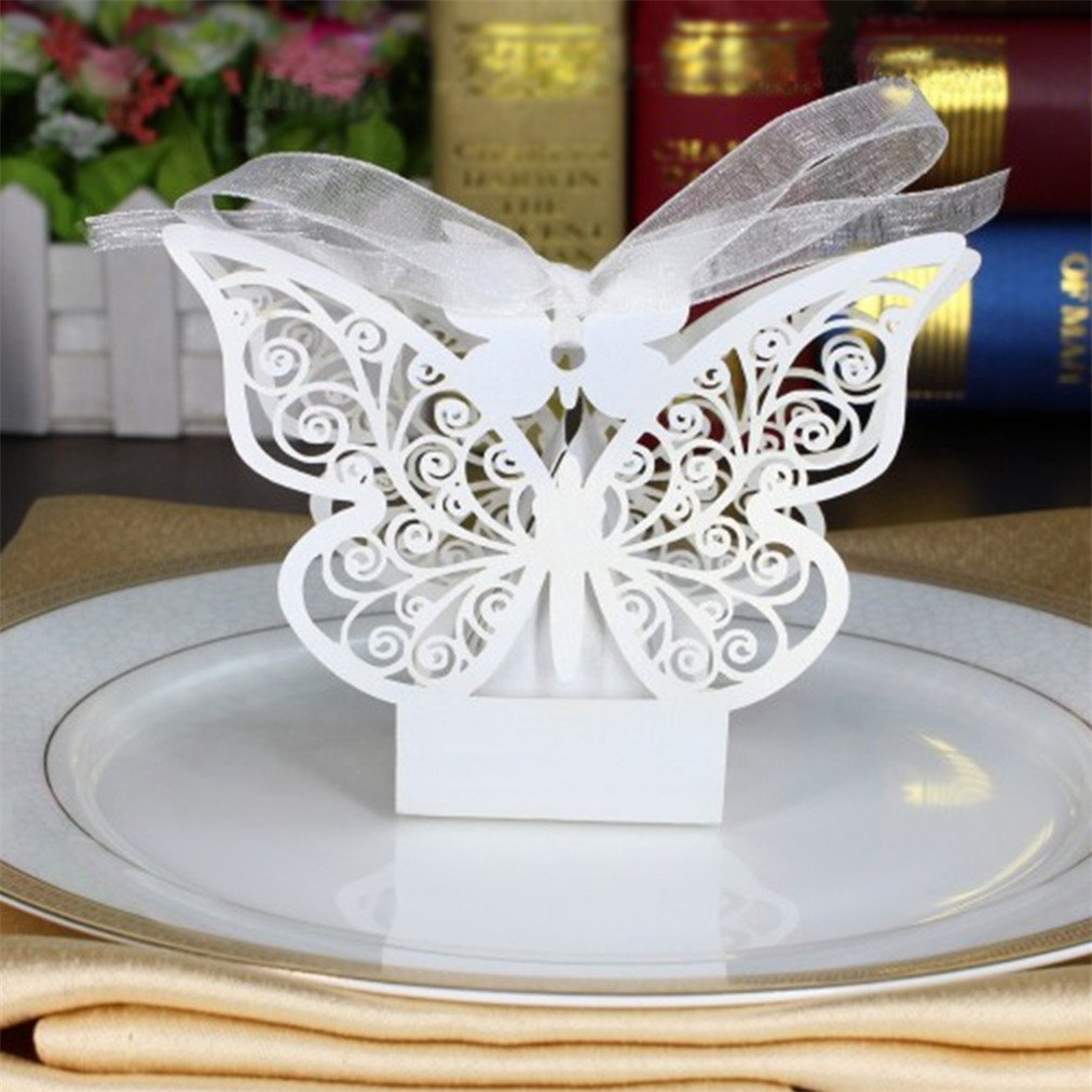 Cheap Butterfly Shaped Wedding Invitations Paper Box, find Butterfly ...