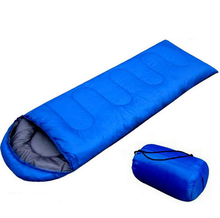 Comfort Lightweight Portable, Easy to Compress, Envelope Sleeping Bags with Compression Bag