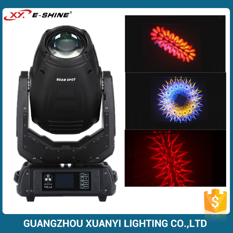 15 Motors Robe Lighting 280/Beam Spot Wash Moving Head 280W
