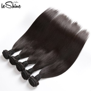 Mink Virgin Brazilian Hair Vendors Full Cuticle Large Stock Wholesale Price Grade 8A 9A 10A Bundles Weave