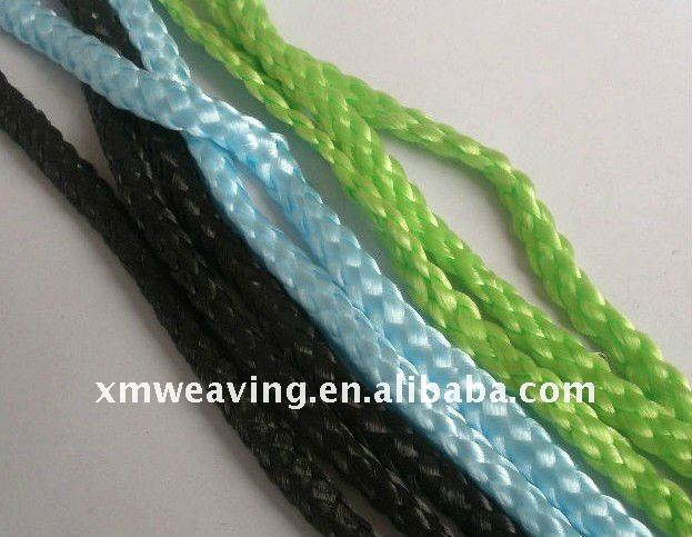 solid 2mm braided rope handle