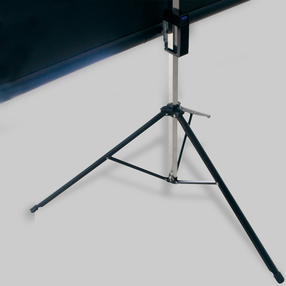 "SNOWHITE 120"" 16:9 format 3V120MTV 93*69"" viewing area Tripod stand & carrying handle"