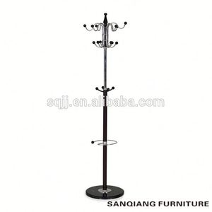SANQIANG metal tube coat clothes hanger