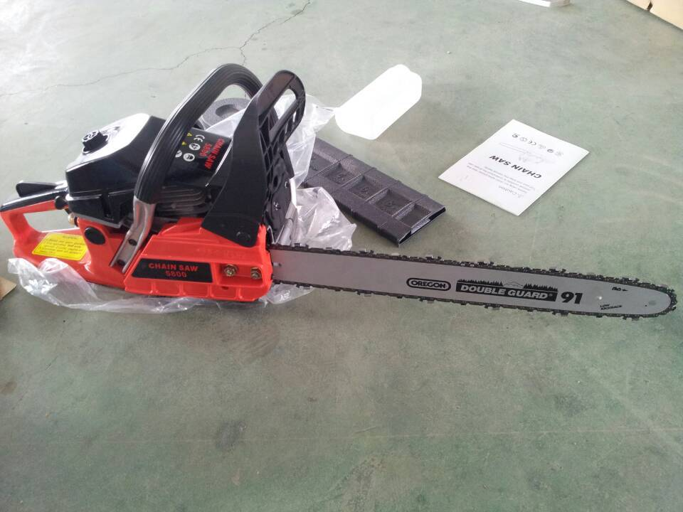 best quality and easy starter 58cc 20 inch chain saw