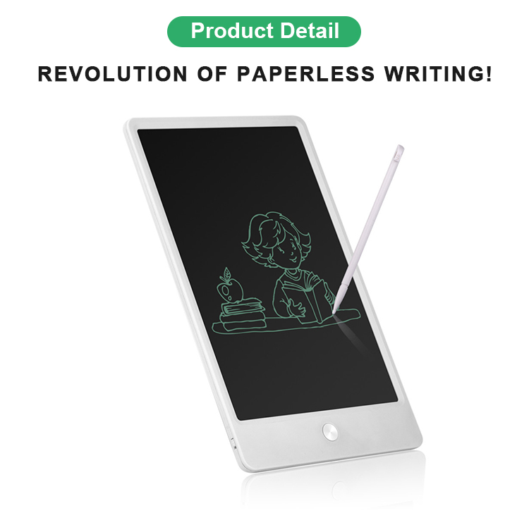 Newyes OEM 9 inch Paperless Digital Memo Pad Graphics Drawing Tablette Electronic Tablet For Writing