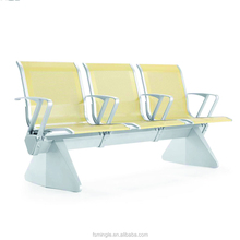 Public waiting airport chair for terminal lounge room as bench seating china factory