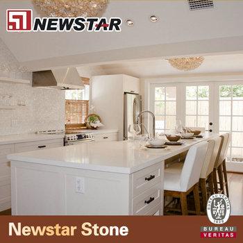 Wholesales Man-made Quartz Stone Countertop Kitchen Benchtop - Buy Stone  Countertop,Man-made Stone Kitchen Countertops,White Quartz Countertop  Product ...