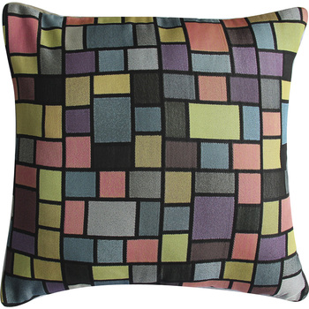 Designers Sofa Relaxing Yarn-dyed Cushion Cover