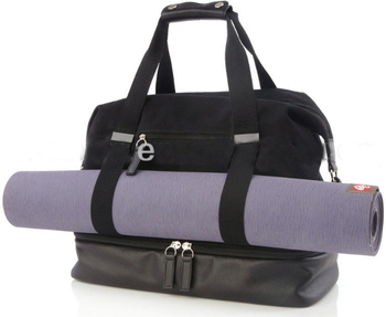 Yoga Mat Duffle Bag Gym Tote With Shoe Compartment Product On Alibaba