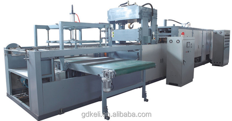 PS foam vegetable packaging machine-AVF600A