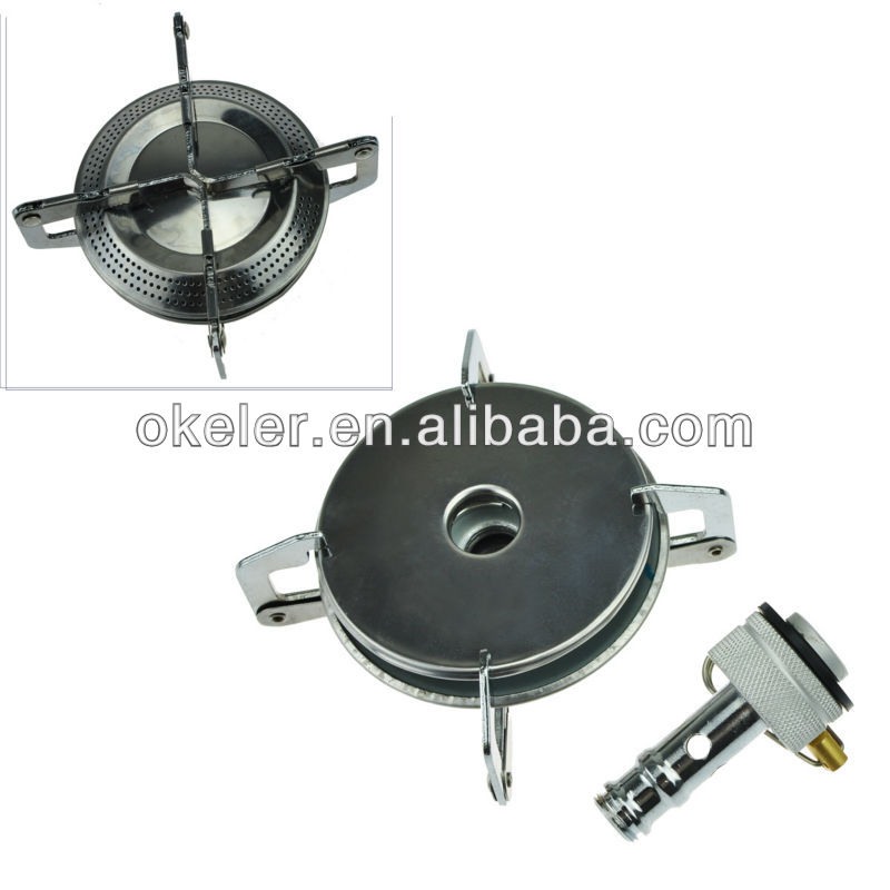 Portable Picnic Travel Mini Butane Propane Gas Burner Stove Camping BBQ Outdoor