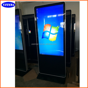 2015 online ad posting job 65inch lcd ad player,android touch screen kiosk