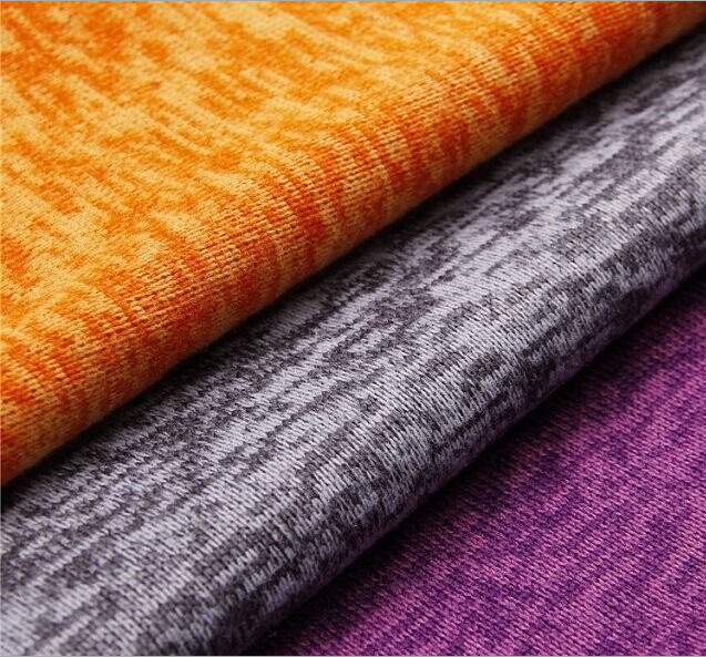 100% Polyester Knitted Fabric single jersey