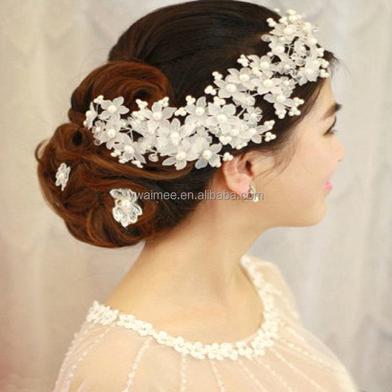2014 Fashion Indian Wedding Hair Accessories Bridal Tiarawholesale Wedding Accessoriesam Wt02
