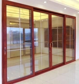 2016 New Design Hoe Sale Upvc Sliding Door Within Decorated Grills Balcony Sliding Doors Design on