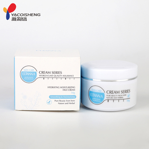 Top Selling Oem Day And Night Skin Care Anti-inflammatory Smoothing Moisturizing Face Cream
