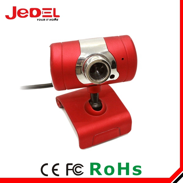 High quality driver usb pc camera clip webcam from jedel