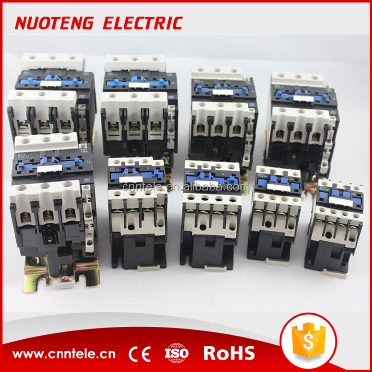 CJX2 types of AC contactor