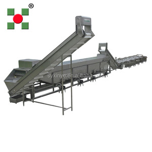 industrial cabbage/pepper/chili/potato/onion fruit & vegetable food processing drying production line machines