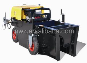 Hand Push Cement Road Curb Paving Machine For Sale